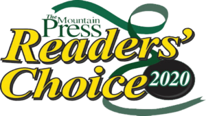 Johnson Pest Control receives a Readers Choice Award in Tennessee.